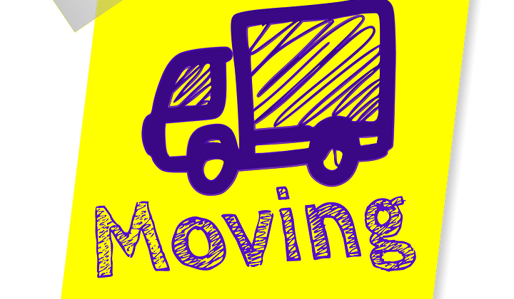 Moving to a different country can be simplified by using a removals service